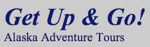 Get Up and Go Alaska Tours logo