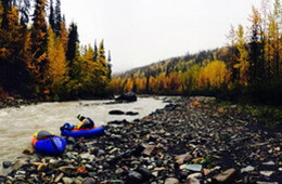 pack rafting mccarthy creek alaska